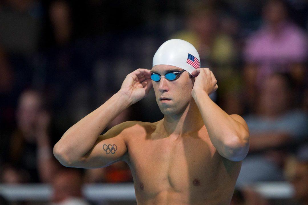 Picks: Grevers v. Lacourt a Near-Record Battle in the Men's Olympic 100 Back