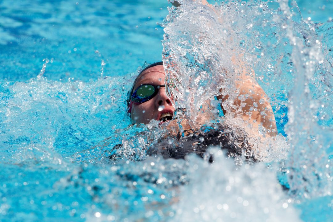 Haley Lips Takes 3rd Event Win on Day 3 of YMCA Nationals