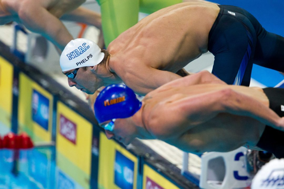Picks: Phelps and Lochte Gunning for World Records in 200 IM