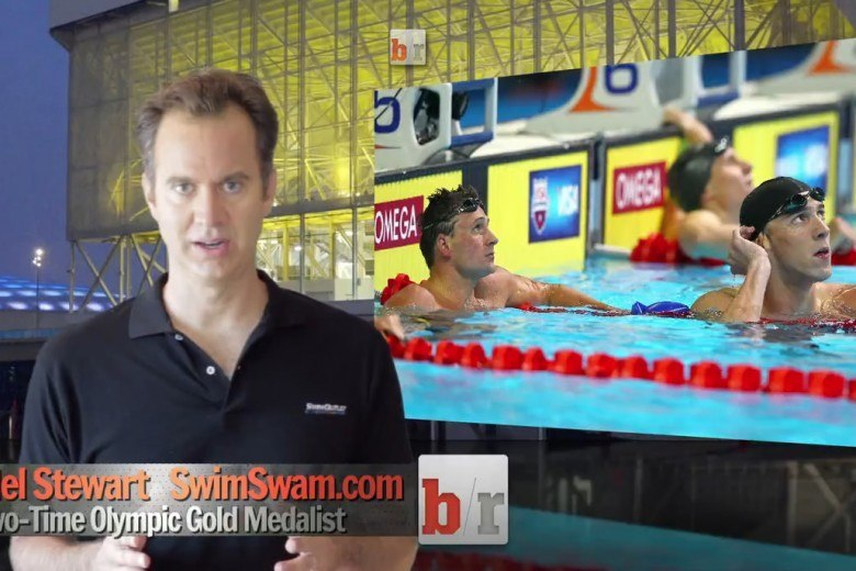 Men's 4×100 Free Relay Recap: Video Special