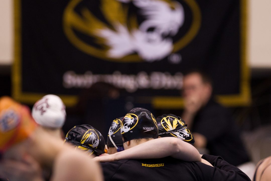 Missouri Sweeps Missouri State, Despite Nationally Top-Four Relay Performance From Bears
