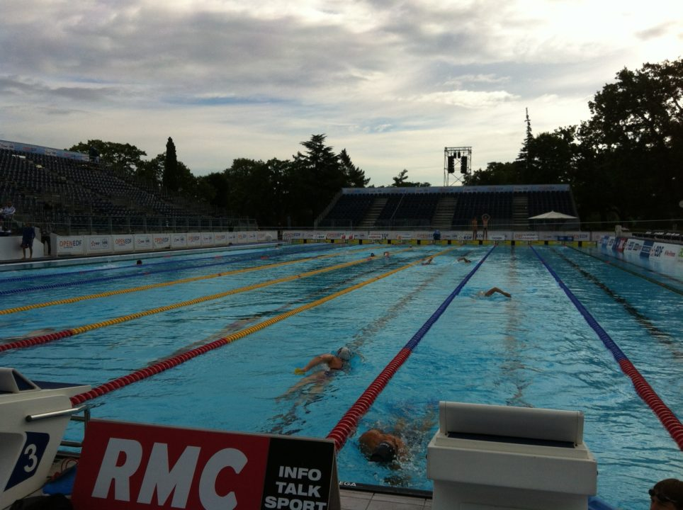 Temp. Drops Don't Lead to Time Drops at Paris Open (Day 2 Prelims)