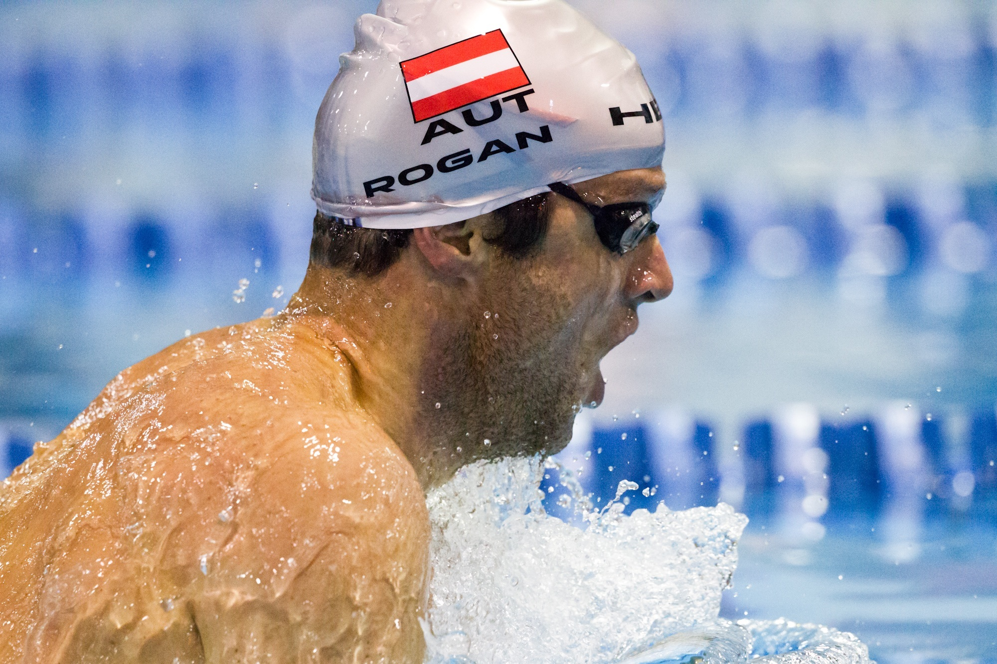 15 Swimmers To Stand As Olympic Flag Bearers