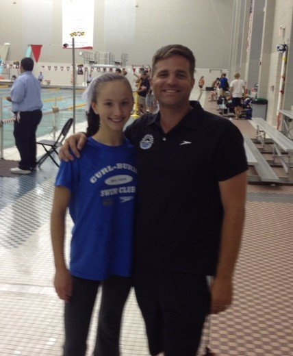 Cassidy Bayer Breaks 200 Fly NAG Record For 2nd Time