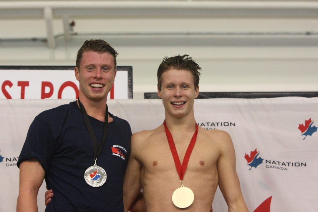 Richard Funk Goes #3 Time in Canadian History at Nationals