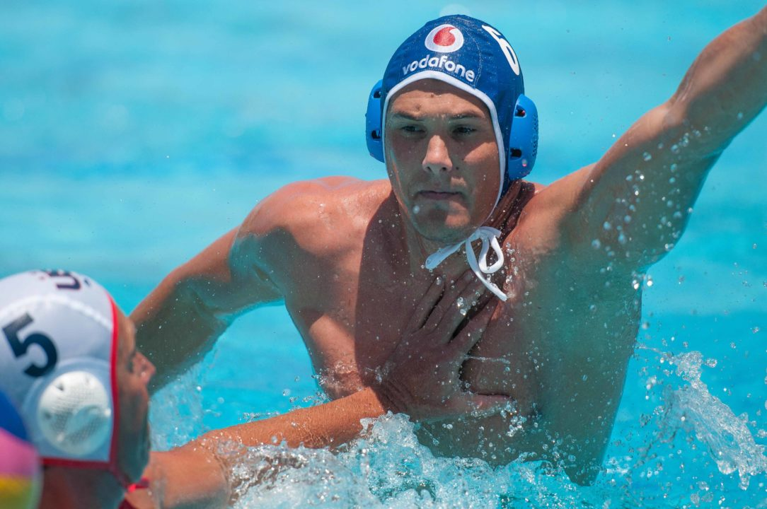 Water Polo: Team USA tops Australia 11-9 at the FINA World Cup