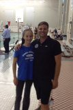 Cassidy Bayer Drops Below 1:02 in 100 Fly for Another NAG Record