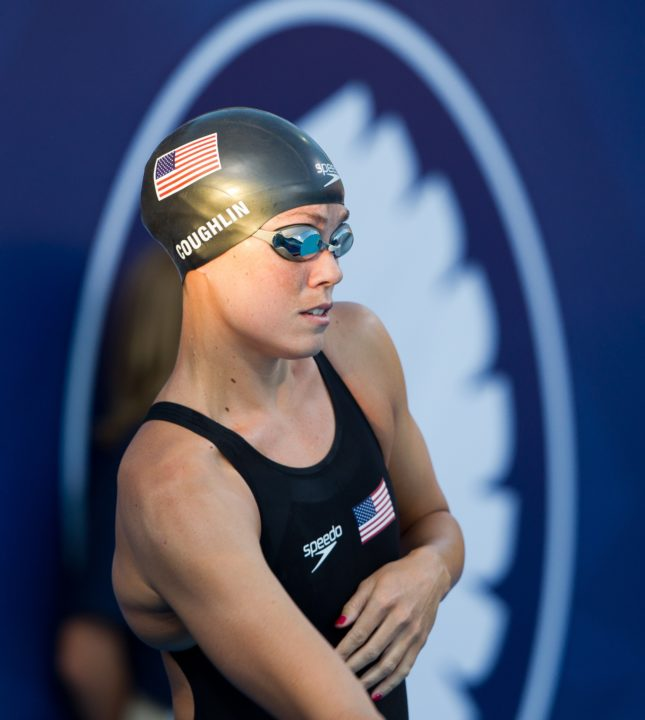 Natalie Coughlin and the Power of Being Focused in the Water