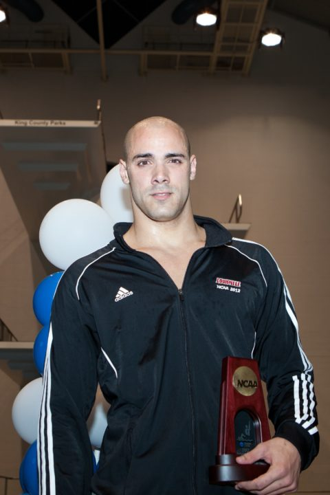 2012-2013 College Swimming Men's Preview: #9 Louisville Men Look to Continue Success