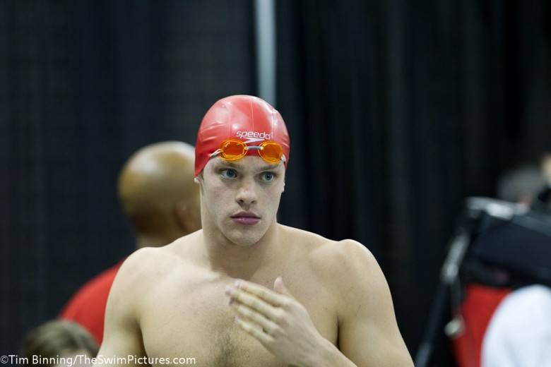2012-2013 College Swimming Previews: Ress' Return Makes No. 10 Indiana Dangerous