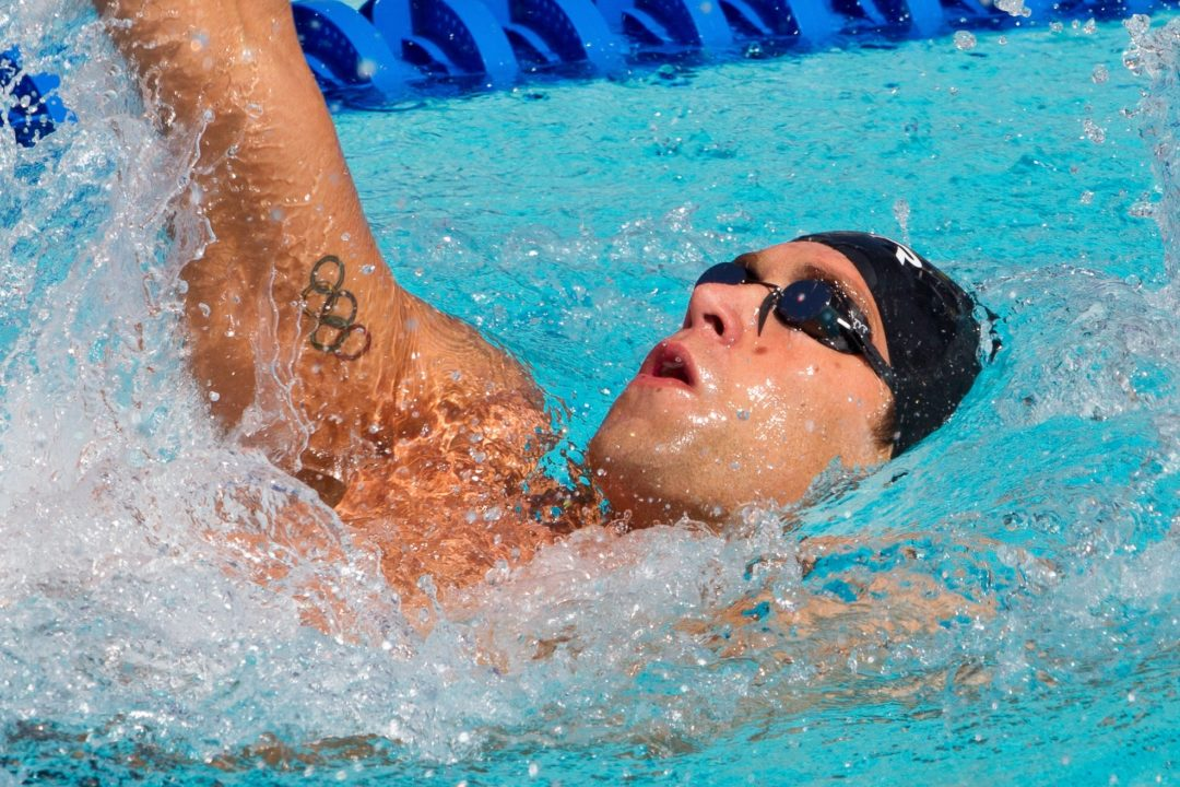 The Matt Grevers Photo Vault