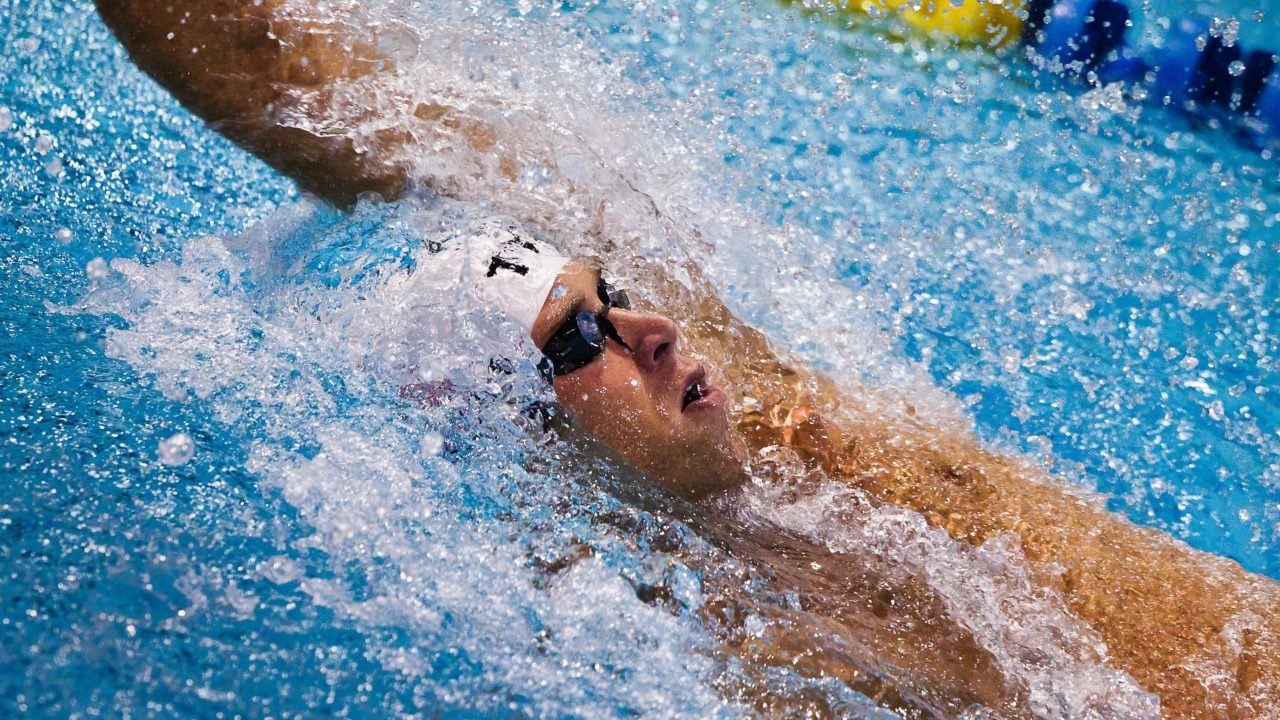 Texas-Ex Karlee Bispo Swims Two Lifetime Bests; Grevers Wins to Close Austin Grand Prix