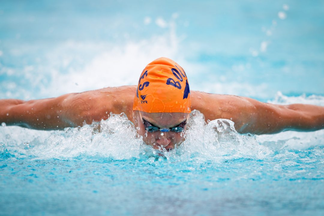 Bolles Swimmers Raise Over $3,000 in Clare Blackwell Fundraiser