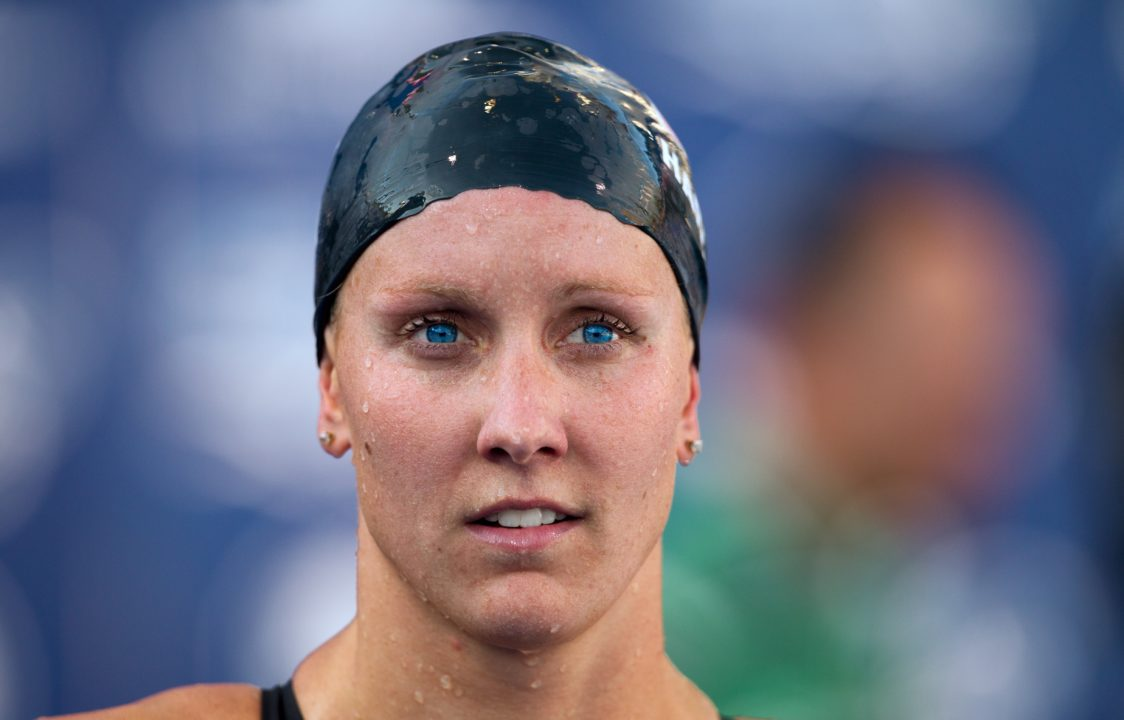 Jaeger, Hardy Safely Into Finals; Aussie Women Dominate Medley Prelims
