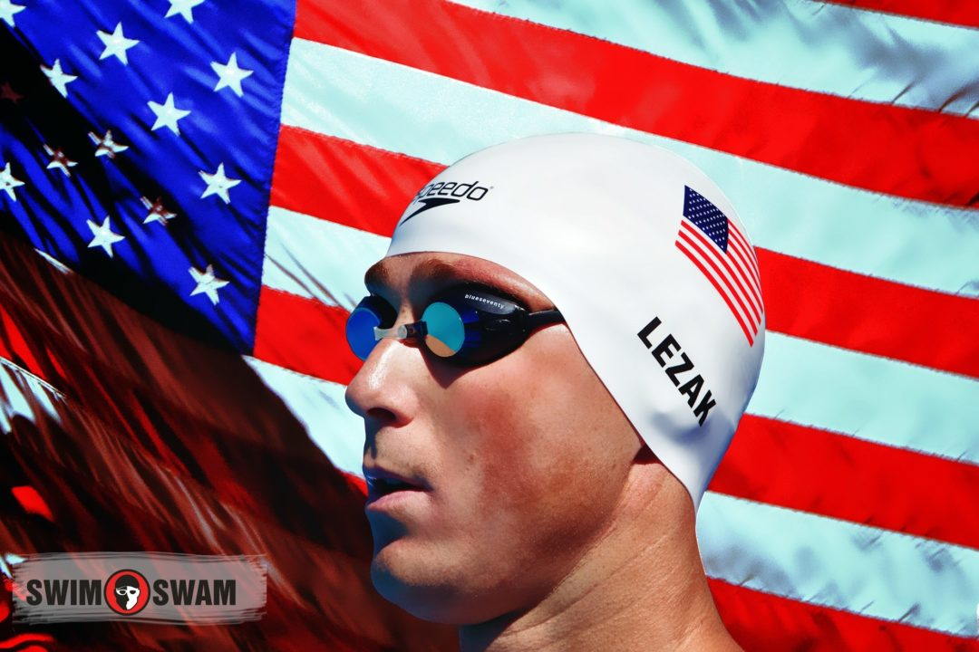 The USA Swimming National Team Photo Vault