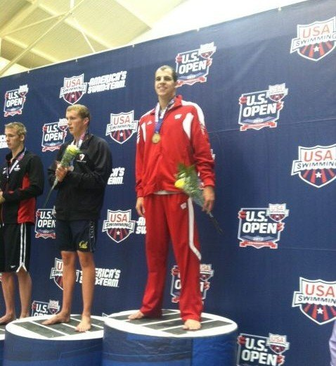 Michael Weiss Wins First National Title, Makes National Team on Day 3 of U.S. Open