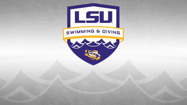 LSU dominates Houston Quad, Moody breaks Rice school record in 100 breast
