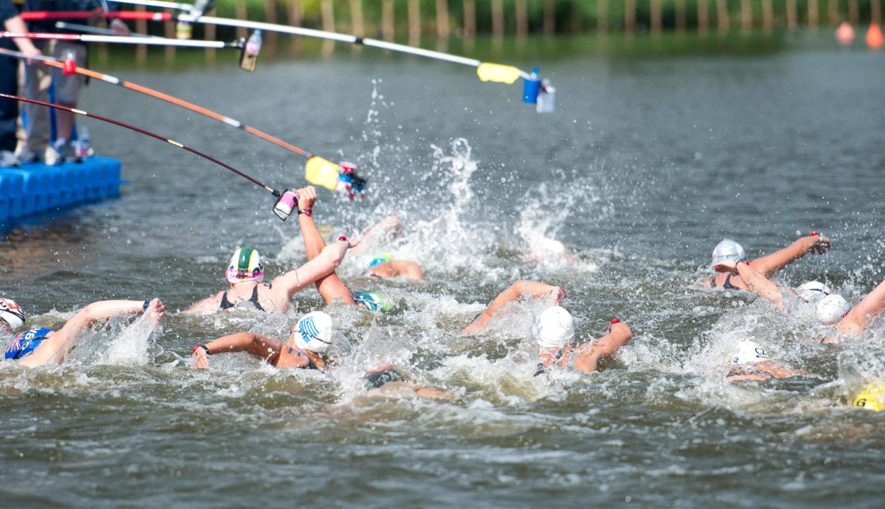 Open Water Swimming in South American Championships