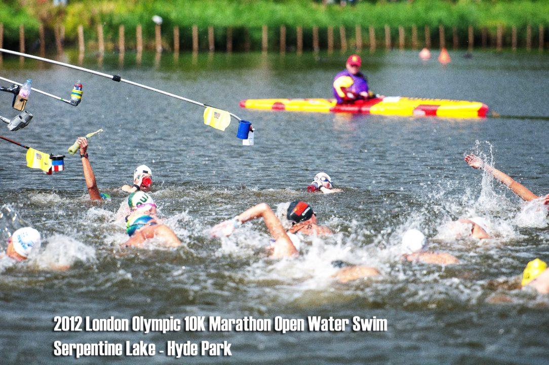 Eva Risztov (HUN) Wins 10K Olympic Open Water Swim USA's Haley Anderson Grabs Silver