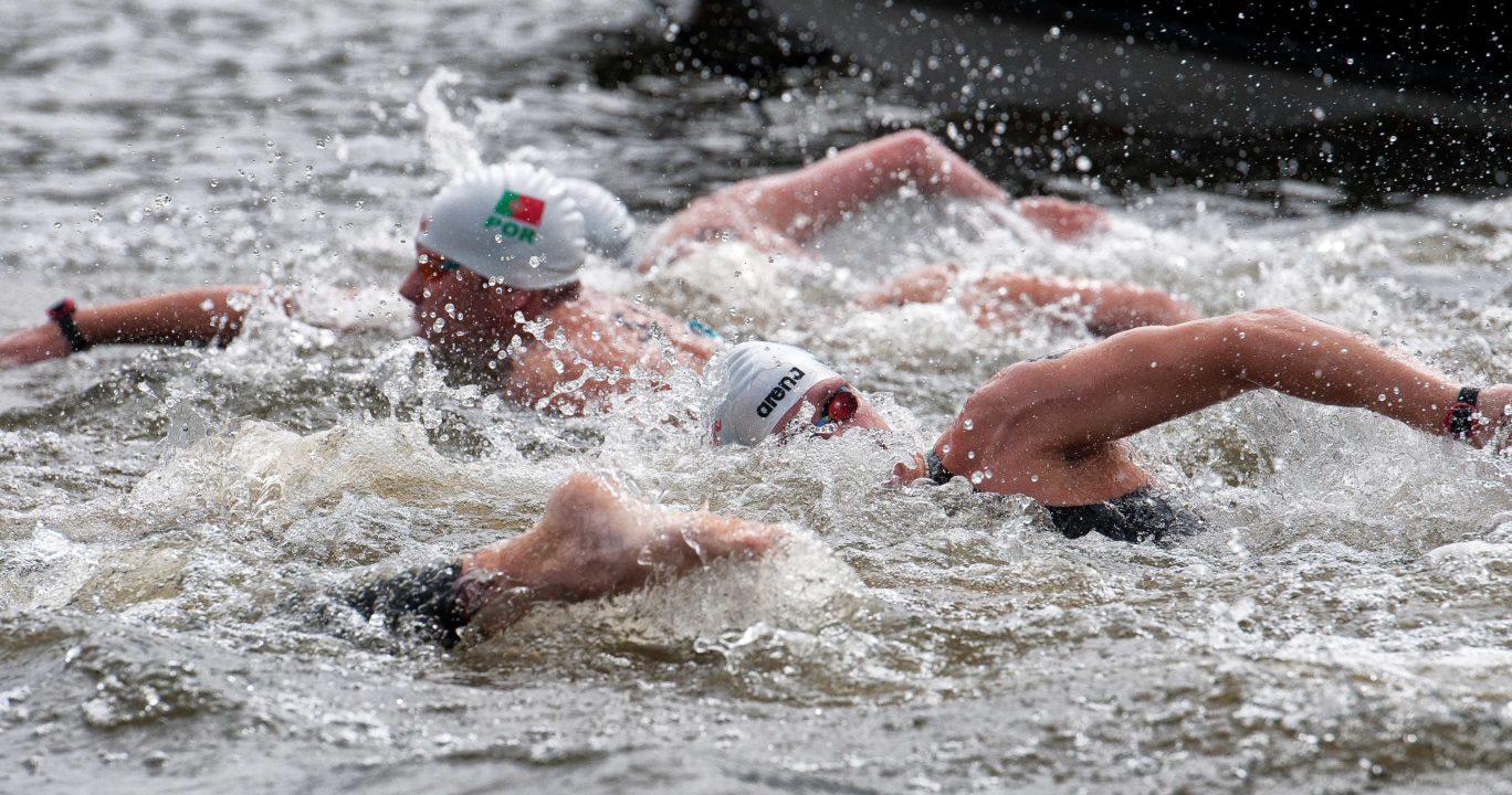 Cunha, Reichert take Open Water Swimming World Cup Titles Eilat Isreal
