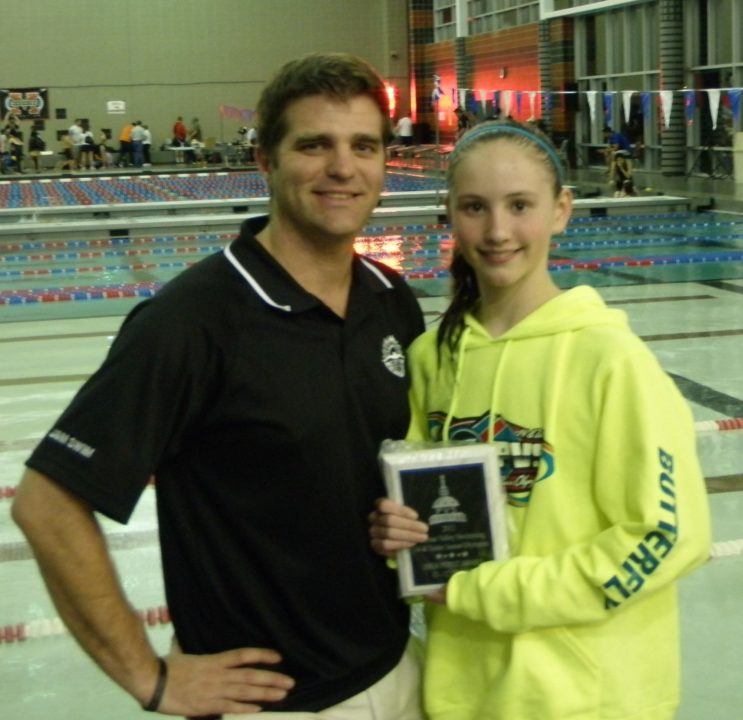 Cassidy Bayer Takes 200 Fly Record to Stunning New Heights