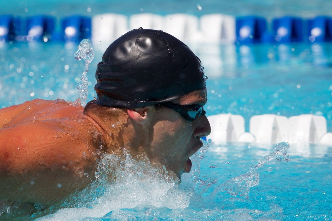 Cielo Swims 45.9 in 100 Free; Pereira Breaks South American Record at Jose Finkel