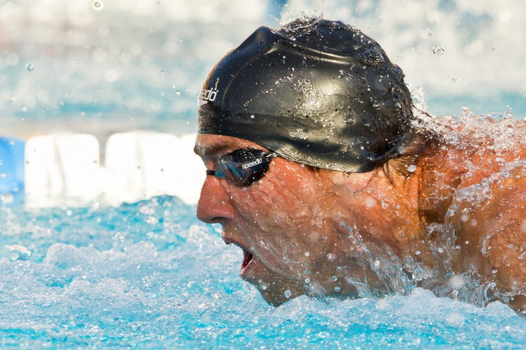 Michael Phelps On Track To Win His 22nd Career Medal