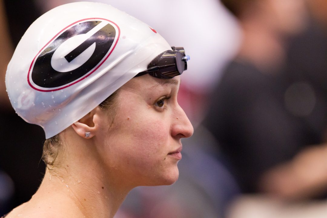 Megan Romano with two wins and one record on Night 4 at the US Open
