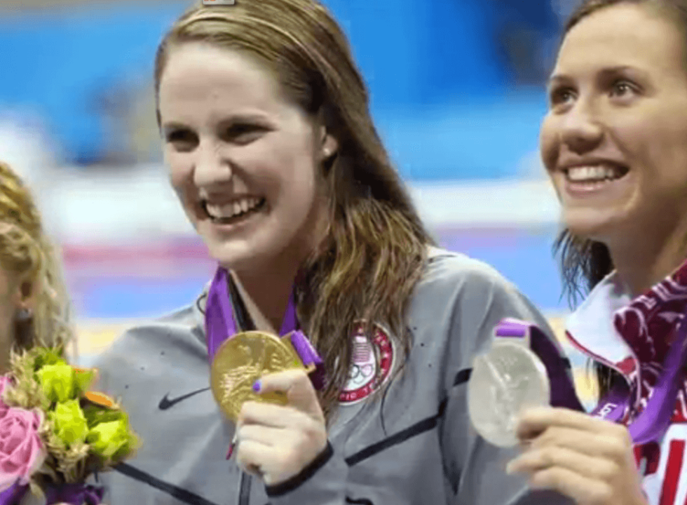 Missy Franklin On Track to net 5 of 7 in the Medal Hunt