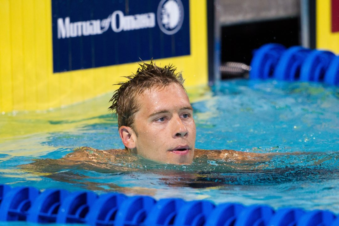 Nick Thoman Heads West; Joins Tucson Ford Aquatics