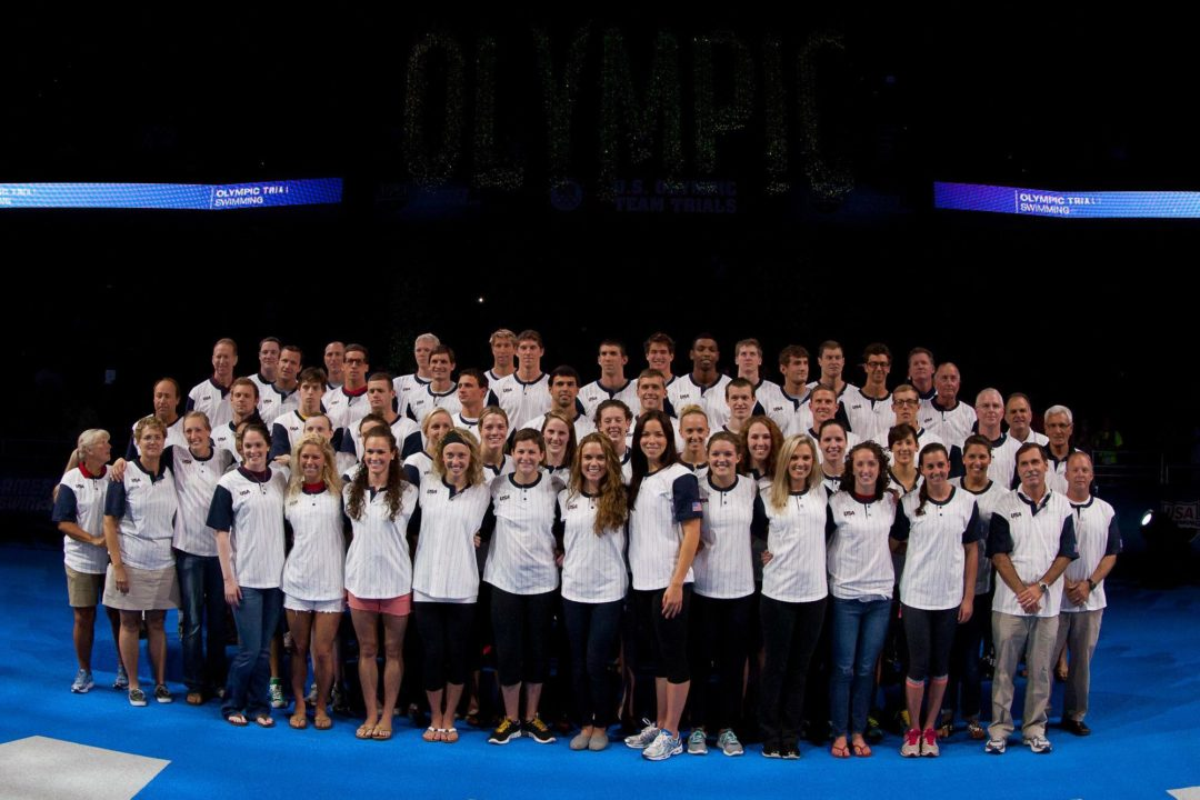 Coach's Perspective on The 2012 US Olympic Team