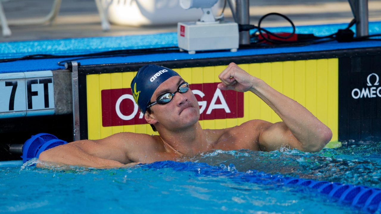 100m Freestyle World Champ Trials Preview: Solidifying of the Guard