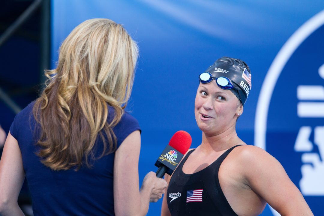NBCSN To Air World Championship Swimming Finals Live During The Week