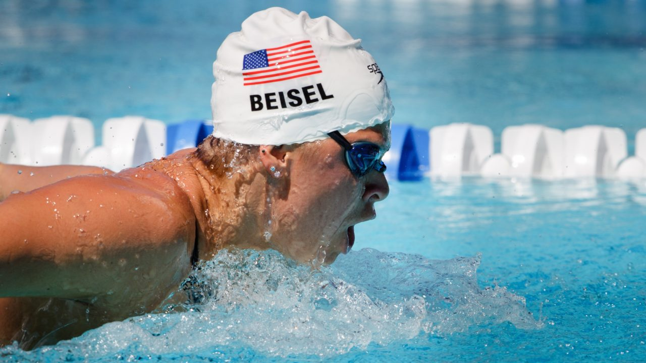 Rio Reflections with Olympic swimmer Elizabeth Beisel