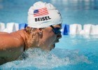 Elizabeth Beisel, 400 IM prelims, butterfly leg, 2010 US National Championships  (Photo Credit: Tim Binning, theswimpictures)