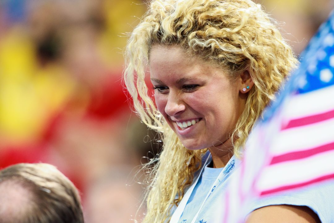 Elizabeth Beisel Would Like to Be a Sprinter, Video Interview