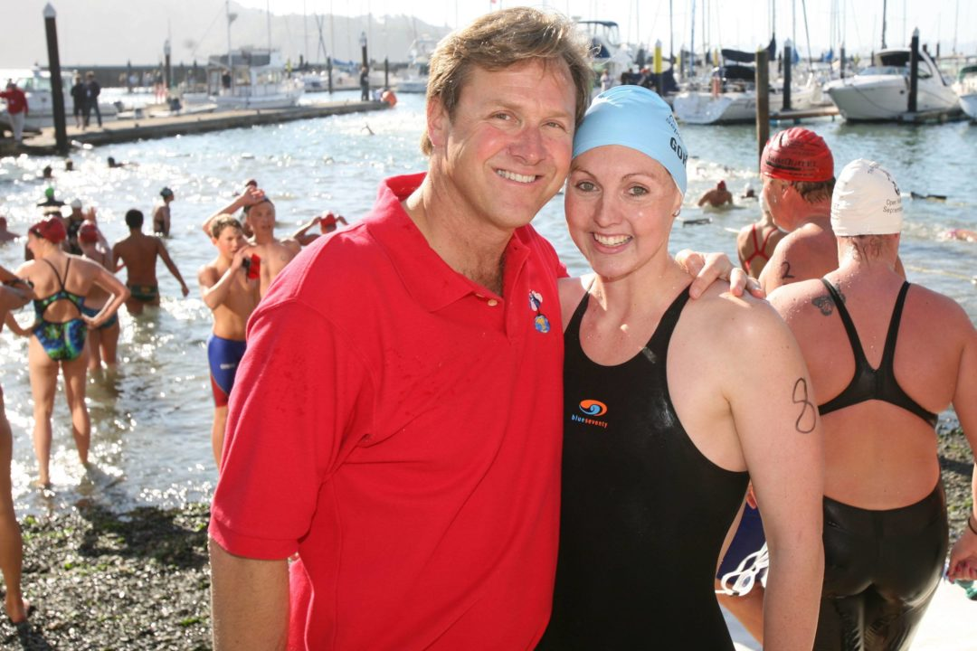 Live Streaming of Tiburon Sprint/Open Water Events This Weekend on SwimSwam