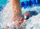Rachael Bootsma, Aquajets Swim Team in Minnesota, swims backstroke at the 2011 ConocoPhillips National Championships. (Photo Credit: Tim Binning, the swim pictures)
