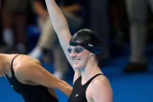 Missy Franklin Named USA Swimming Swimmer of the Year