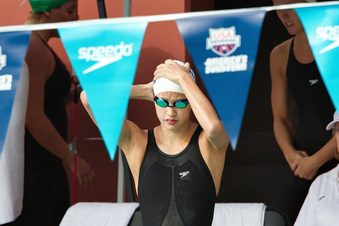 Janet Hu Verbally Commits to Stanford