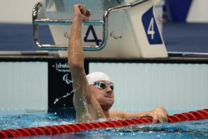 2016 Swammy Awards: Male Paralympic Swimmer of the Year