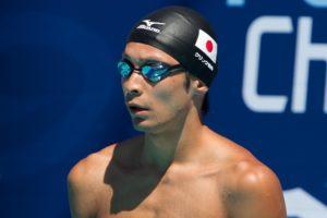 Irie, Seto, Hagino, Along with America's Ervin, Headline the 2015 Japan Open