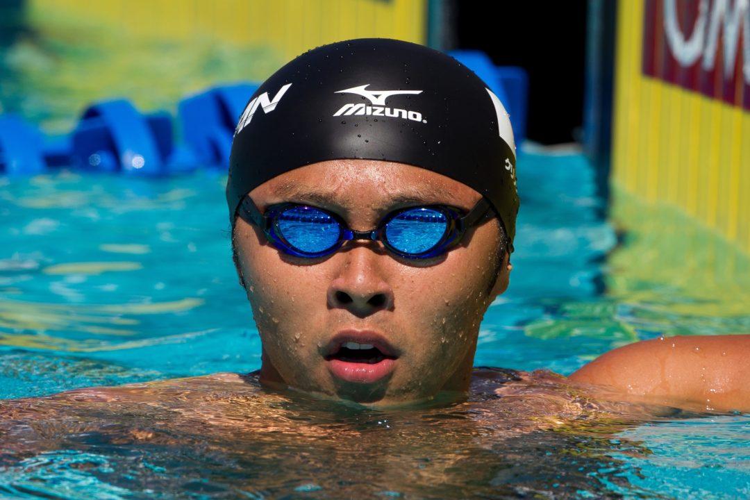 Japanese Olympic Icon Kosuke Kitajima Appointed Chairman Of Tokyo Swimming Assn