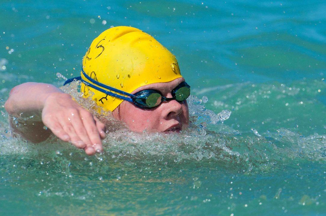 Mainstone & Mann Take Titles at the Waikiki Roughwater Swim – Interviews and Highlights