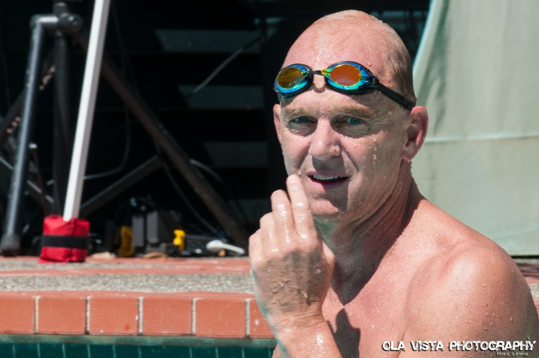 Masters Swimming is a Journey, Featuring Rowdy Gaines