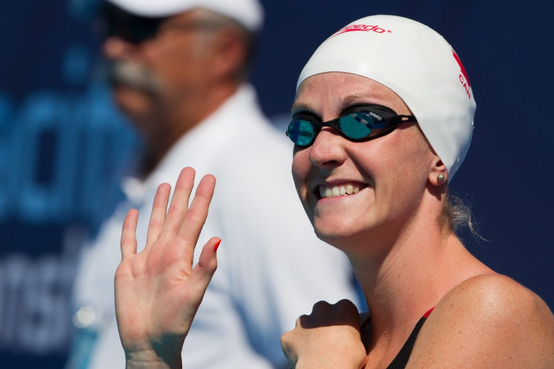 Annamay Pierse Set to Become the Third Olympian on OAK Coaching Staff