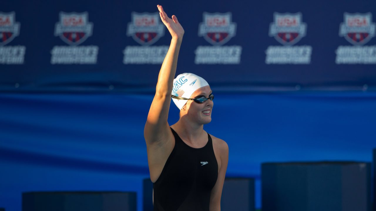 USA Swimming Settles on 6-Meet Grand Prix Series