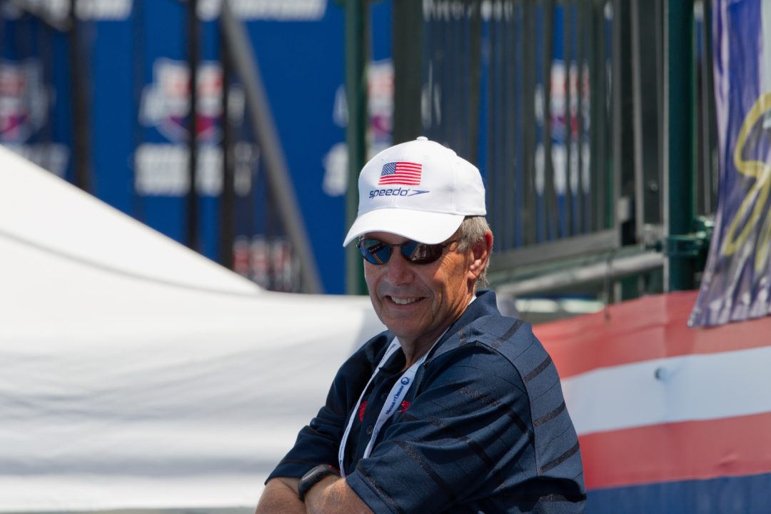 """Schubert, Former Olympic Team Coach, Sued for Protecting Swim Coach from Sex Abuse Charges"""