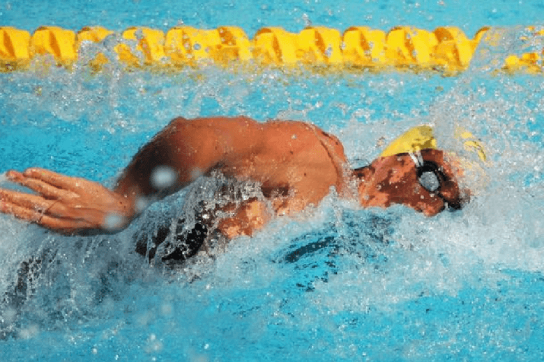 Cameron Upstages Abood at Aussie Short Course Championships