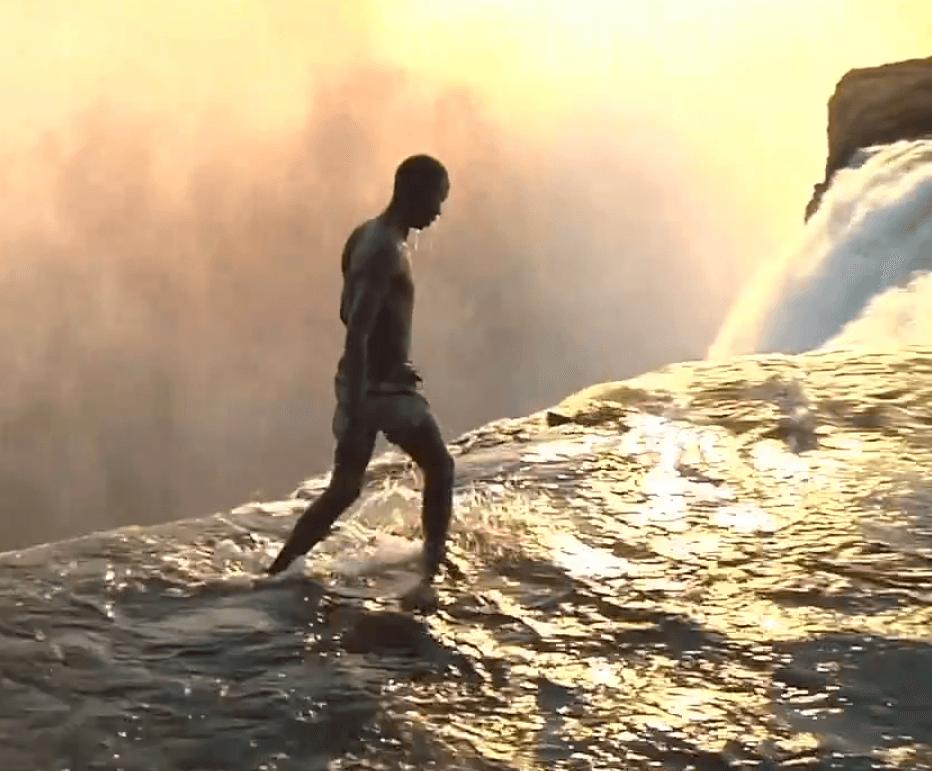 Defy Death At Victoria Falls The Devil S Pool Part 2